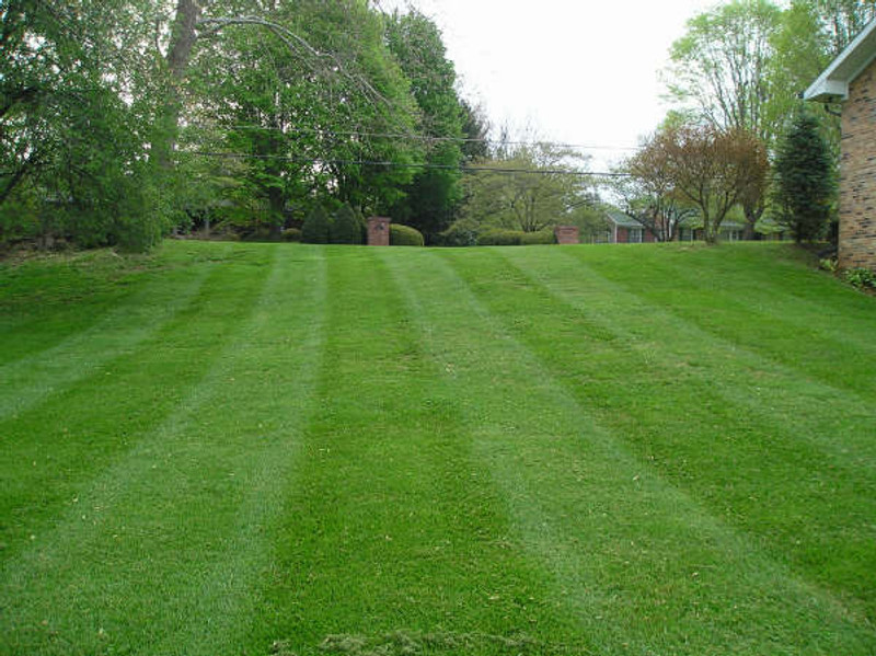 """Lawn Striping Kit for John Deere 960R with 60"""" 7-Iron Deck, model year 2016"""