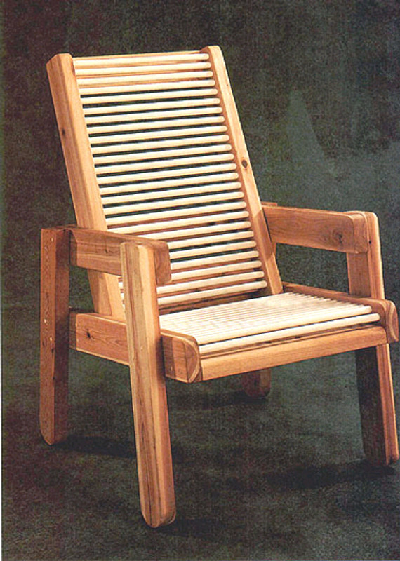 Patio Lawn Chair Woodworking Plans wood plan