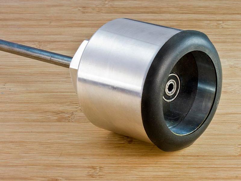Simple Vacuum Chuck Demo