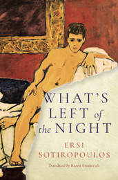 What's Left of the Night - ebook