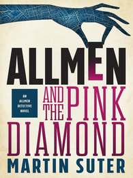 Allmen and the Pink Diamond - ebook