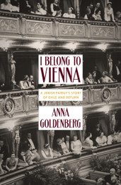 I Belong to Vienna - ebook
