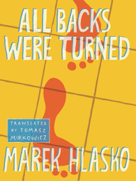 All Backs Were Turned - Paperback