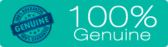 100 percent genuine products
