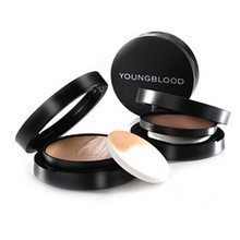 Youngblood Creme Powder Foundation - Warm Beige