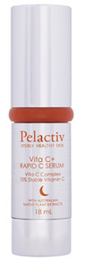 Pelactiv Vita C+ Rapid C Serum + AHA  18ml