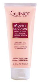Guinot Creamy Foam Shower Mousse 200ml