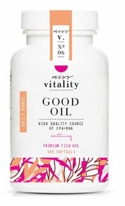 Miss Vitality Good Oil - 60 capsules