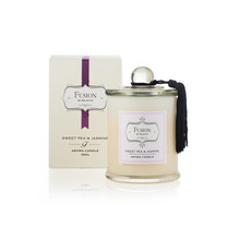 Pelactiv Fusion Candle - Sweet Pea And Jasmine