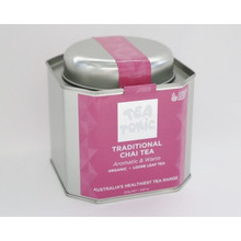 Tea Tonic 250g Caddy Tin Chai Tea