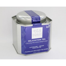 Tea Tonic Relaxation Tea Caddy Tin
