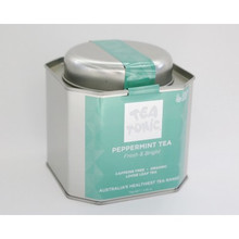 Tea Tonic Peppermint Tea Caddy Tin 70g