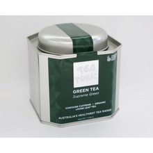 Tea Tonic Green Tea Caddy Tin 150g