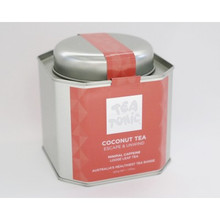Tea Tonic Coconut Tea Caddy Tin 200g