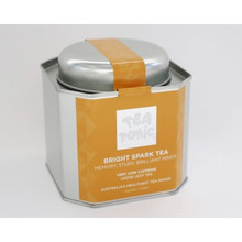 Tea Tonic Bright Spark 125g Caddy Tin
