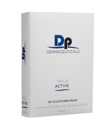 DP Dermaceuticals Hyla Active 3D Sculptured Mask Box of 5
