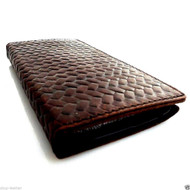 genuine leather case for htc one m8 cover purse cover book wallet stand slim m 8 free shipping
