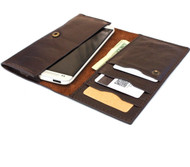 Genuine vintage  leather case for samsung galaxy NOTE 2  3 cover purse pouch wallet stand cover slim flip luxury ! free shipping