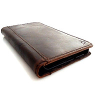 genuine vintage leather hard Case for LG G3 slim book luxury pro wallet handmade premium