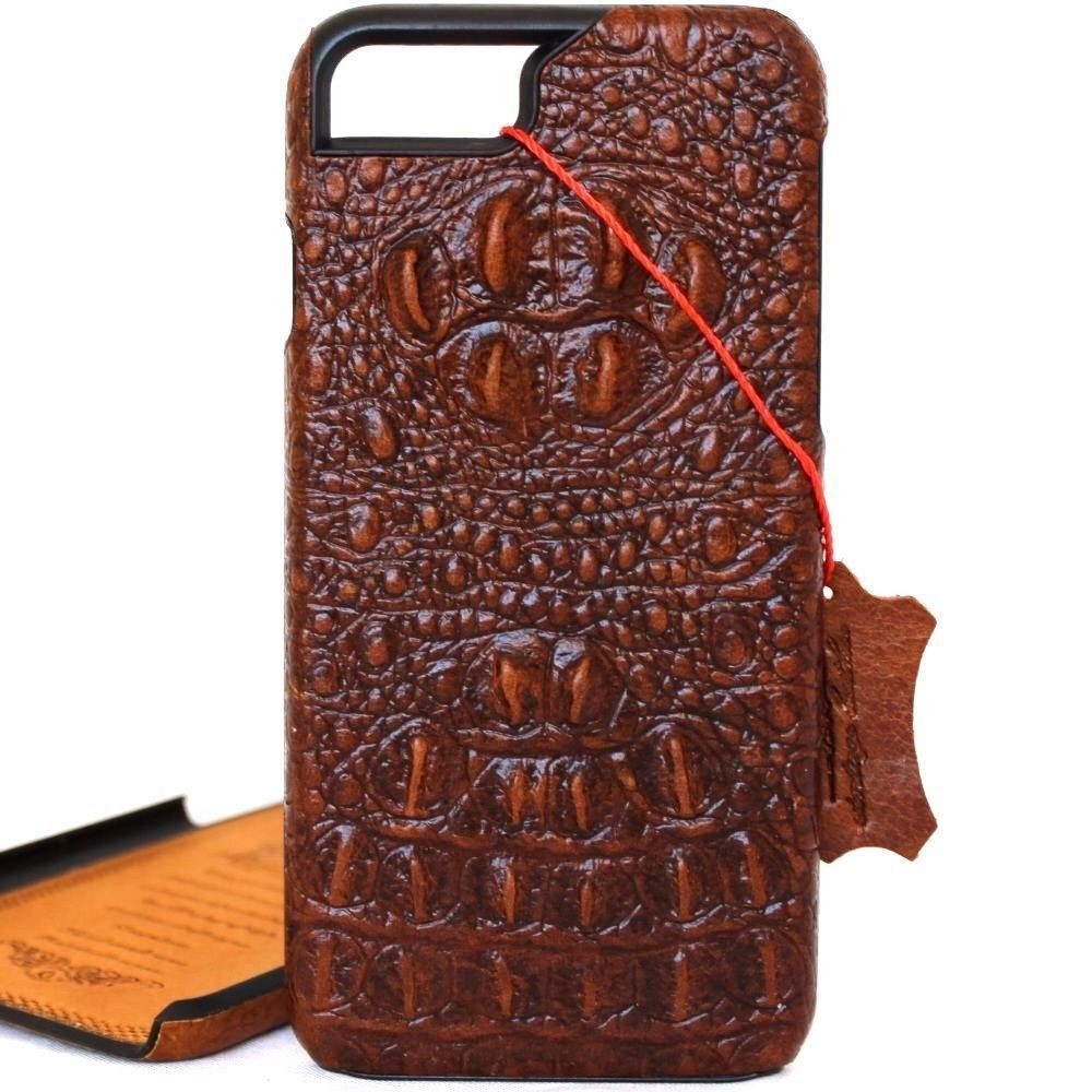 brown iphone 7 plus case