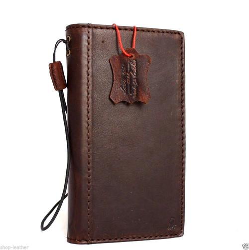 genuine leather case for lg g6 2017 handmade holder