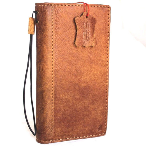 enuine leather Case for apple iphone x book 10