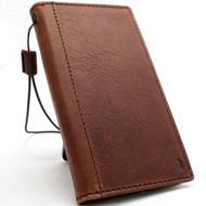 genuine leather case for lg g7 2018 handmade holder slim soft rubber tpu  luxury
