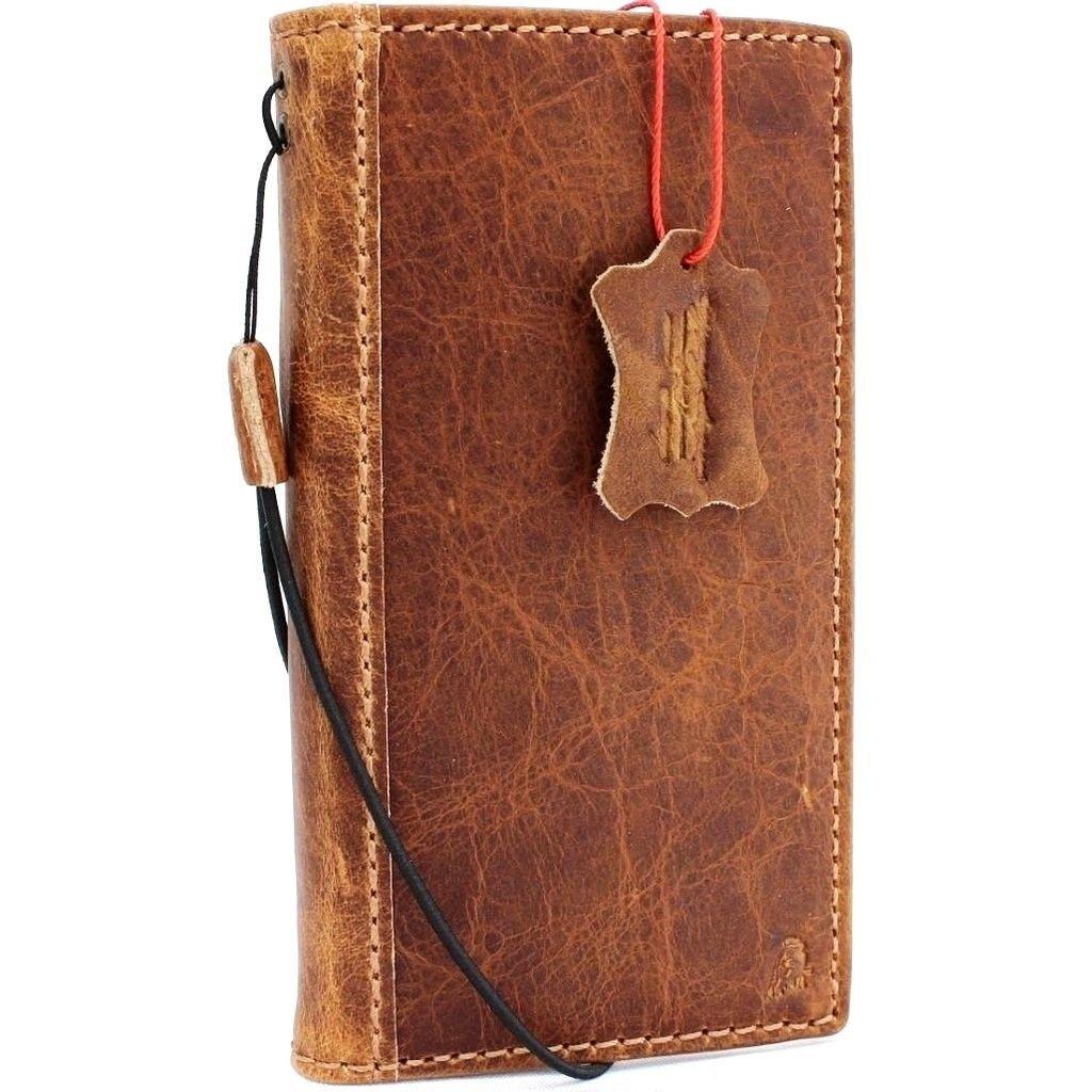 iphone xs max genuine leather case