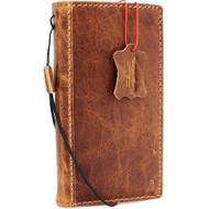 Genuine real leather Case for iPhone XS MAX vintage handmade cover credit cards classuc slots luxury holder lite Daviscase Jafo 48