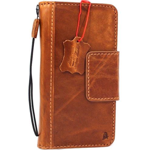 Genuine full vintage leather Case for Google Pixel 3 book rubber holder wallet luxury cover magnetic pro Davis