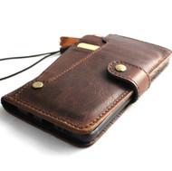Genuine vintage leather Case for Google Pixel 3A  book handmade wallet luxury cover soft holder Davis xl3 daviscase