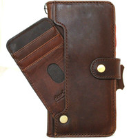 Genuine Natural Soft Leather Case for Samsung Galaxy S20 ULTRA 5G Wallet Book Wireless Davis