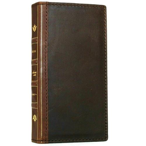 Genuine Leather Case for Samsung Galaxy S20 PLUS Soft Wallet Book Bible Luxury Davis Vintage
