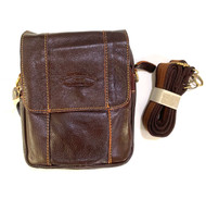 Genuine Full Leather Shoulder Bag strap Messenger Small crossbody Man & Woman tote Davis