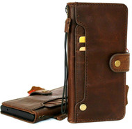 Genuine Natural Soft Leather Case for Samsung Galaxy Note 20 Ultra  Wallet Book Wireless Note 20 Davis 5G