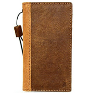 Genuine Soft Leather Case for Google Pixel 4a 5G Book Wallet Full Cards Holder Suede Style Stand Luxury Davis 1948