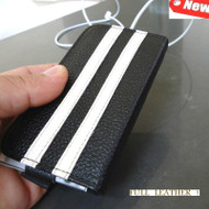 Genuine 100% real Leather Sleeve Pouch Case Brown For iPhone 3G, 3GS, 4 & 4S S sport