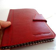 genuine vintage real Leather Bag for iPad 2 3 mini case cover handbag apple ipad4