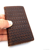 genuine vintage leather case for iphone 4s cover purse s 4 stand book wallet australia