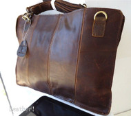 GENUINE Leather HAND Bag FIT iPad Business man LAPTOP TABLET 4 3 retro