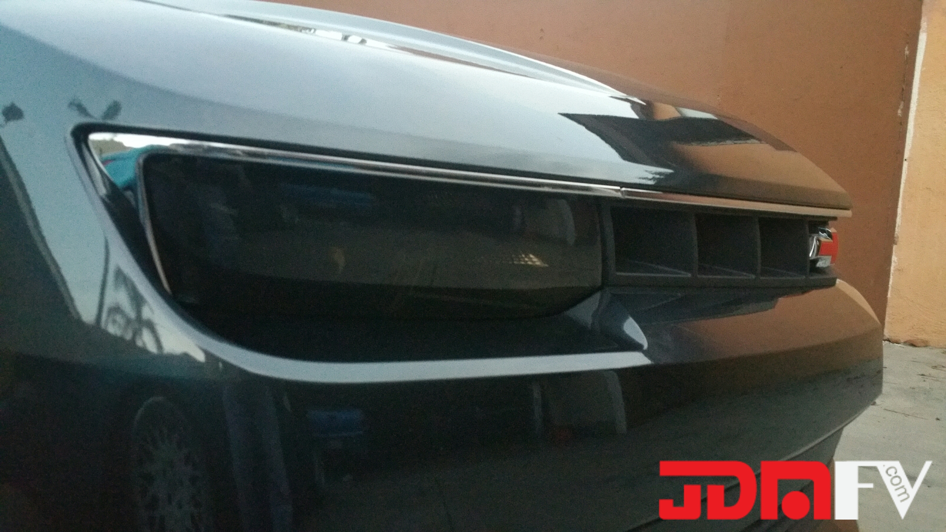 2015 Chevrolet Camaro Precut Tail Light Head Overlays Tint