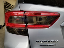 Smoked Tail Light & Turn Signal  Overlays Tint (2018 Crosstrek XV / Impreza)