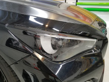 BLACKOUT Amber Delete Head light Overlays (14-18 Q50)