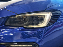 Head Light Amber Delete & Head light Tint Overlays Wrap (15-19 WRX/STI)