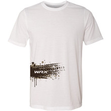 Muddy Tire Tracks WRX T-Shirt - White
