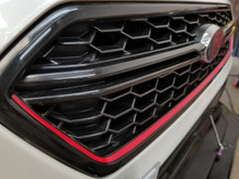 S208 Grille Pin Stripe kit