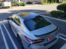 Roof Wrap kit (2018+ Camry)