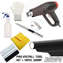 Roof Wrap & Professional Tool Kit