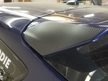 Wing Ends Overlay PLAIN - Focus ST/RS