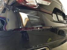 Smoked Rear Reflector Overlays Tint (2018+ Accord Sedan)